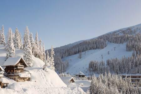 Traumhaft schöne Almhütten - Katschberghöhe - Alpehytte