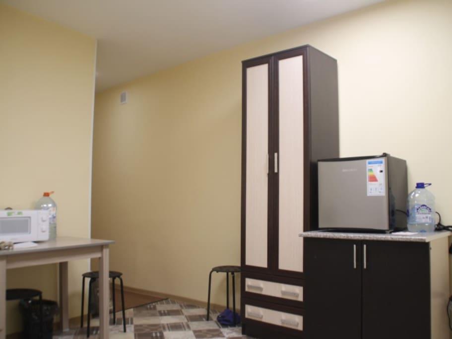 Communal lounge / TV room