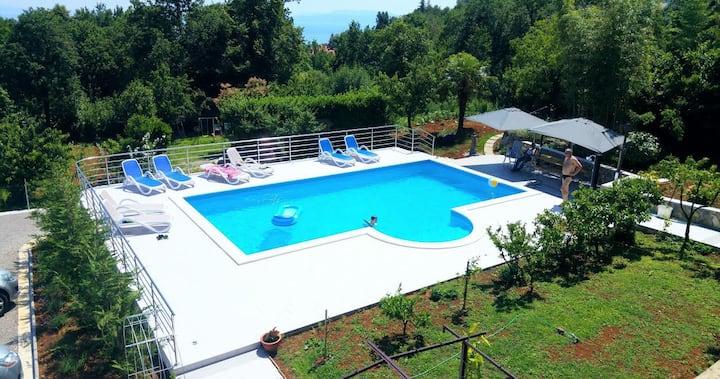 Cataleya Apartment 2+2 Garden Residence*****