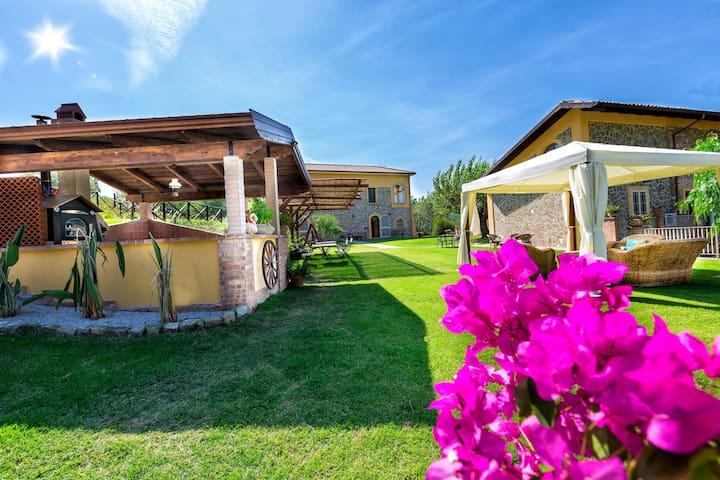 Countryhousefelicia Appartamento Orchidea - Giungano - Apartment