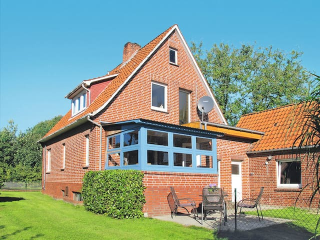 Ferienhaus Nordersonne - Wingst and surroundings - Rumah