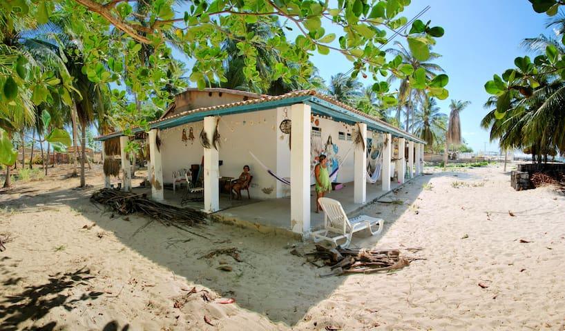 Casa en la playa Ubuntu - Trairi