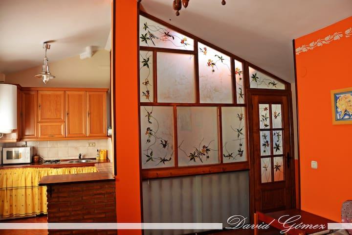 Casa apartamento 2-4 personas - Sajazarra - Domek gościnny