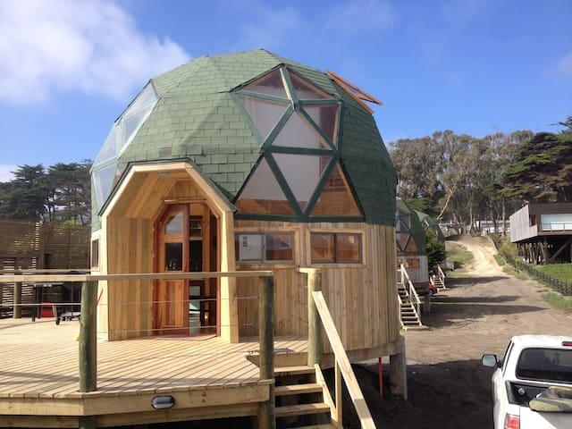 Cabañas Dune & Domes - Domo N° 1