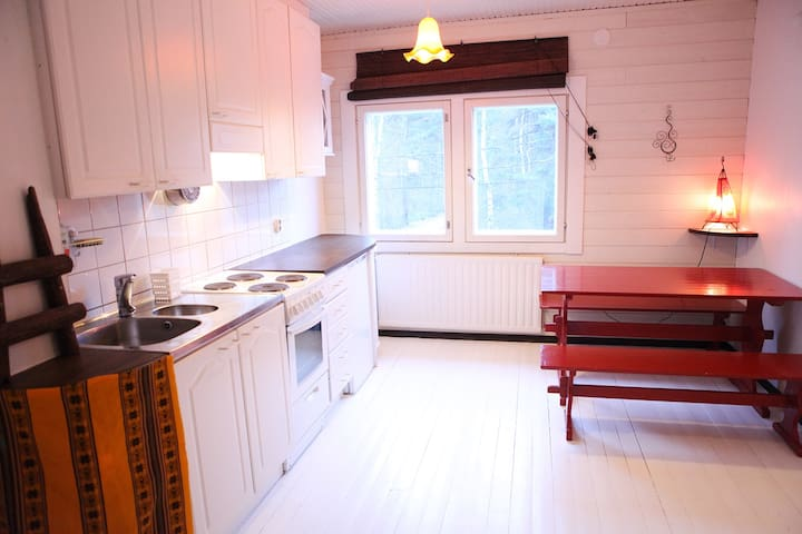 Unique wooden home in a picturesque area - Helsinki - Wohnung
