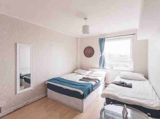 4-Bedroom Flat next to Finsbury Park Station