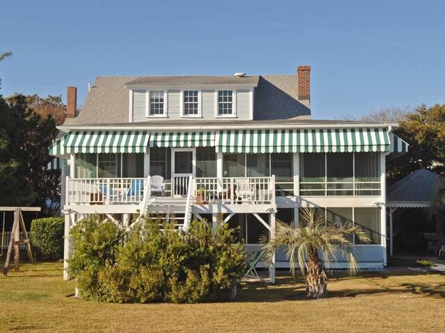 Pettigrew 2105 - Sullivan's Island - Rumah