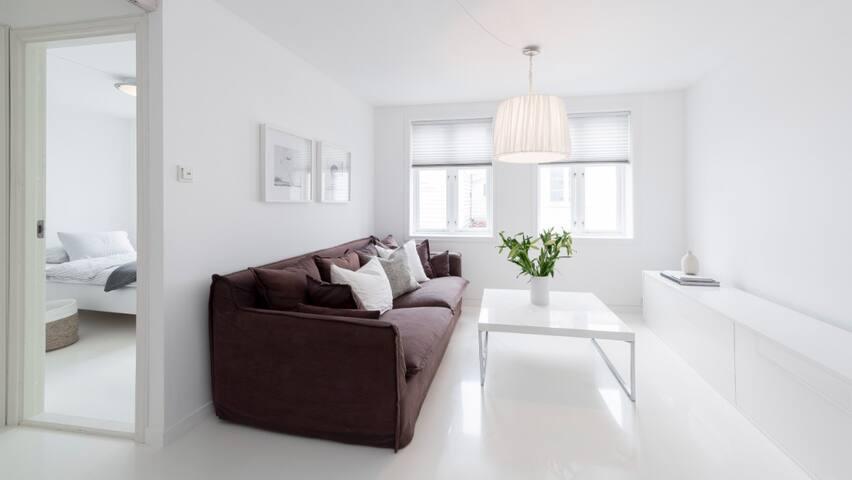 Cozy apartment in Stavanger sentrum