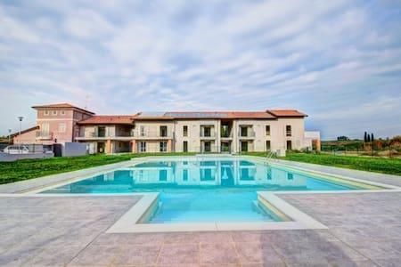 """La Vigna"" Luxury Apartment - Valeggio sul Mincio"
