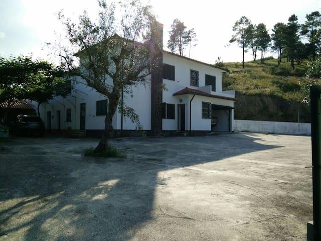 Casa Lameira -Campo e praia fluvial - Lameira, Mesão Frio - House