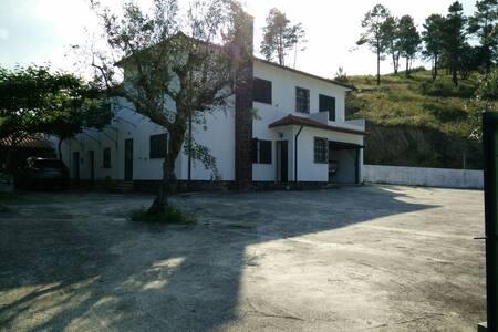 Casa Lameira -Campo e praia fluvial - Lameira, Mesão Frio - Rumah
