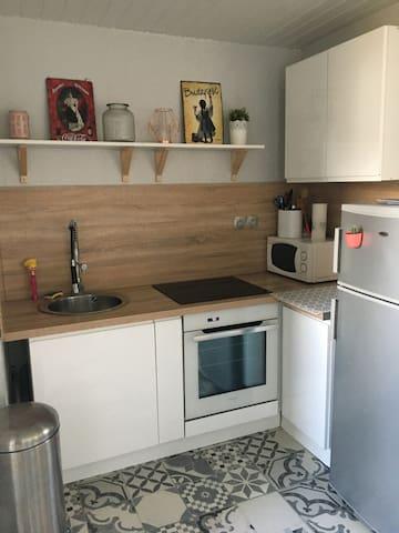 Petit appartement proche de Lille