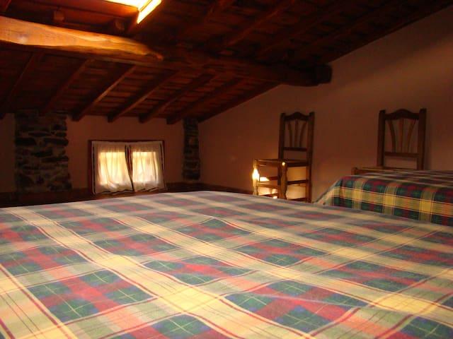 La Ortiga. Apartamento con terraza - Robledillo de Gata - Apartment