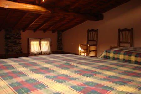 La Ortiga. Apartamento con terraza - Robledillo de Gata