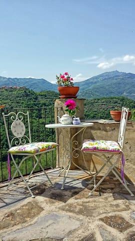 Rustico romantico in piccolo borgo - Borgata Menegu' - House