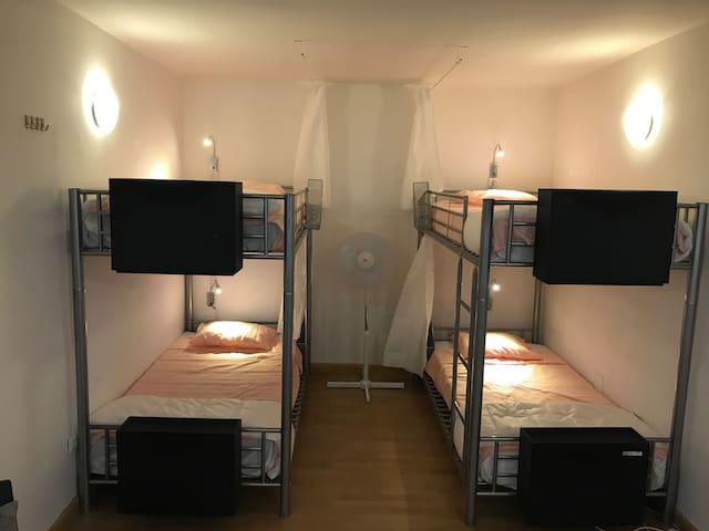 Habitación compartida en El Centro Madrid!!