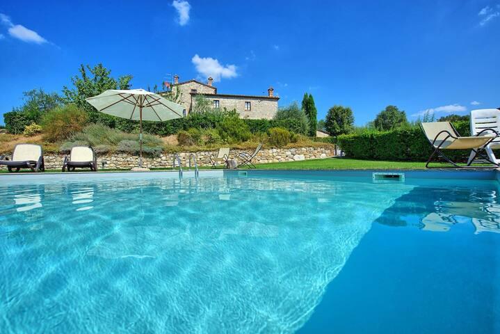 Incantevole suite nel Chiantishire - Castellina In Chianti - Apartment