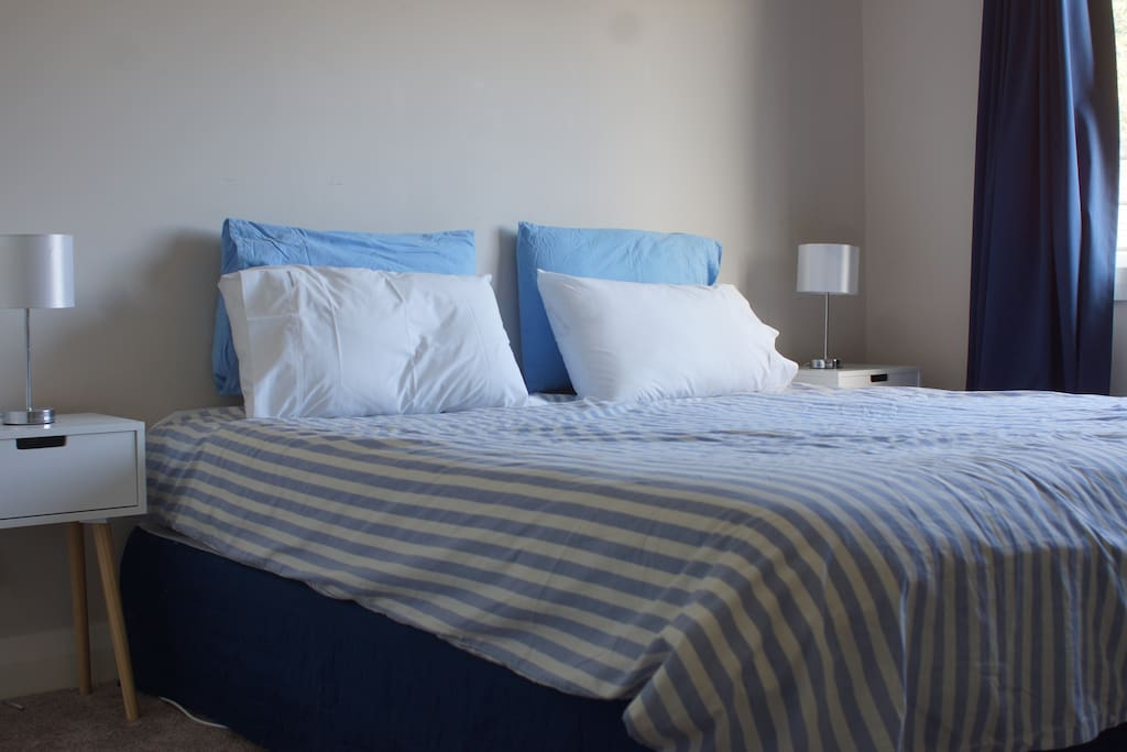 King bed or twin single beds