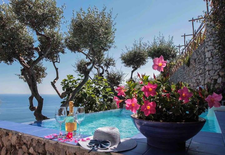 Villa Ponente with Swimming Pool+private shuttle
