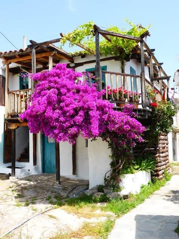 Yiayia Thomai's House - Sikia - House