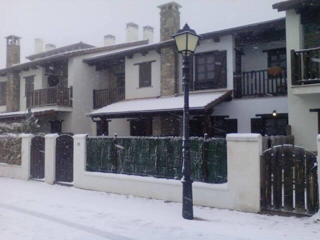 Cozy room - Jaca (Aragon, Aragonese Pyrenees)