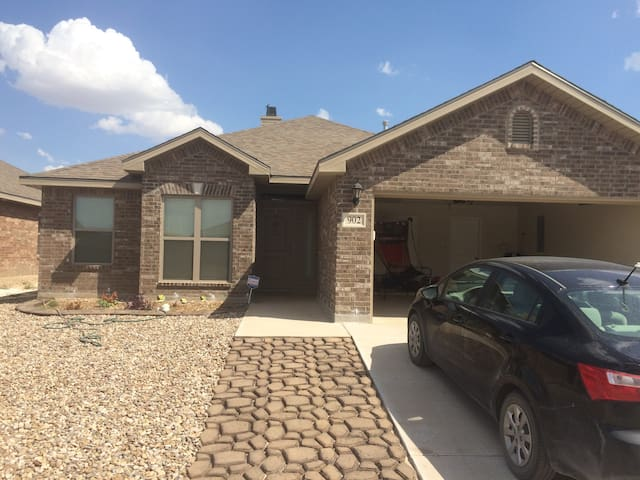 North Odessa Room #2 For Rent!