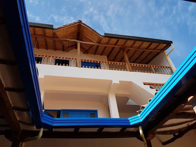 Meraki Boutique Hostel - San Gil - Casa