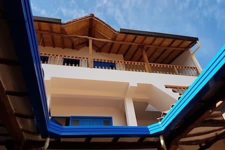 Meraki Boutique Hostel - San Gil - Haus