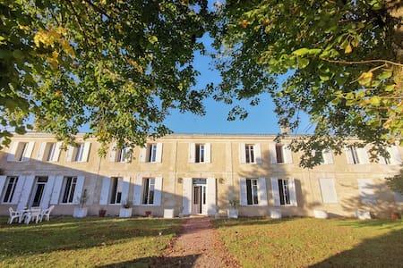 Villa au coeur des vignes - Château Guerry Tauriac