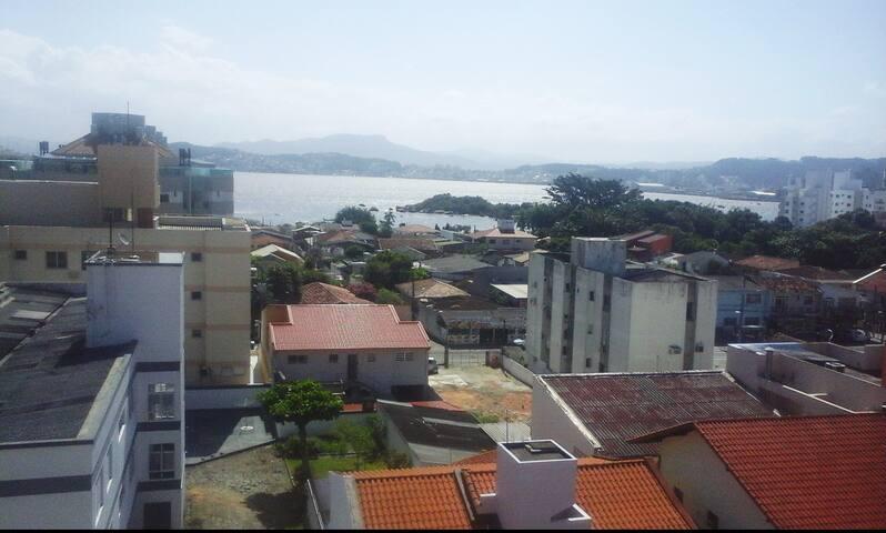 COBERTURA NO ABRAAO COM VISTA PARA O MAR - Florianópolis - Apartament