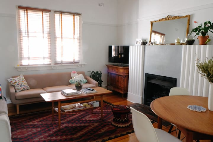 Room in Boho apartment in St Kilda - Saint Kilda - Apartment