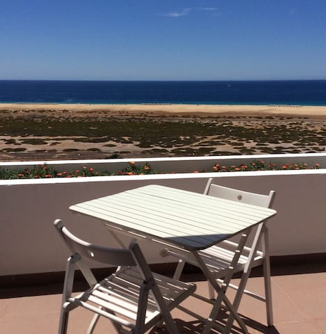 500 m to the beach sea sight studio (Wi-Fi) - Morro Jable - Appartement