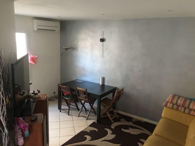 Maison village logement entier - Pourrières  - Casa adossada
