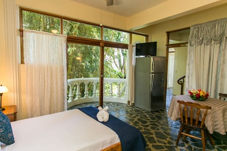 1 Bedroom Studio in B&B-Style Home, Very Central! - Quepos
