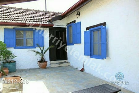 Authentic turkish cottage/villa - Kayaköy - Casa de camp