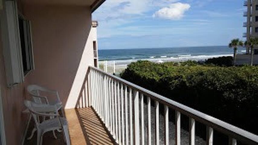 A perfect place for a beach lover and traveler - Daytona Beach Shores - Condominio