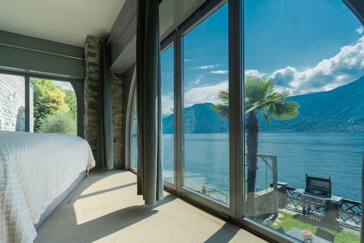VILLA SASSO ON LAKE COMO