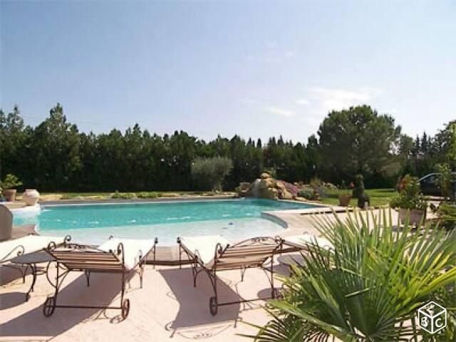 paradis de provence - Orgon - Villa
