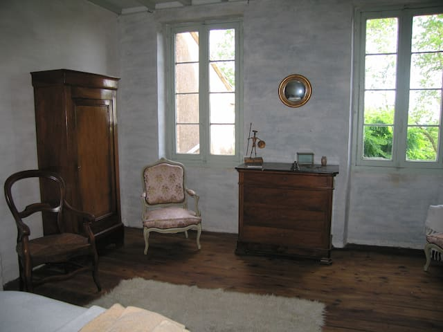 chambre maison familiale