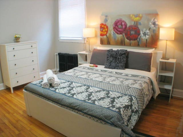 The Glebe Cute 2 bedroom with character