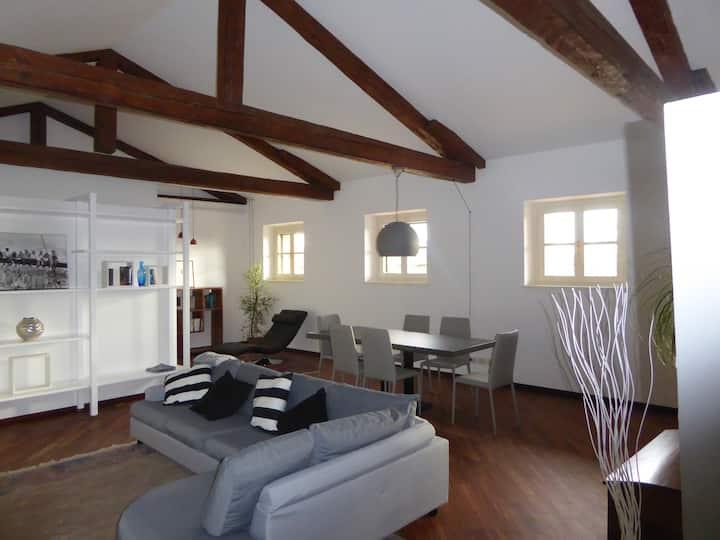 LOFT AI DOGI - Appartamento da sogno in Villa