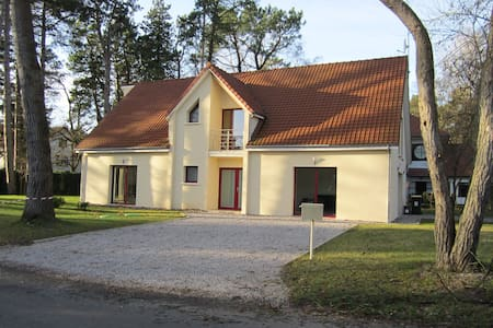 Grande Villa récente au  Touquet pour 19 personnes - Le Touquet-Paris-Plage