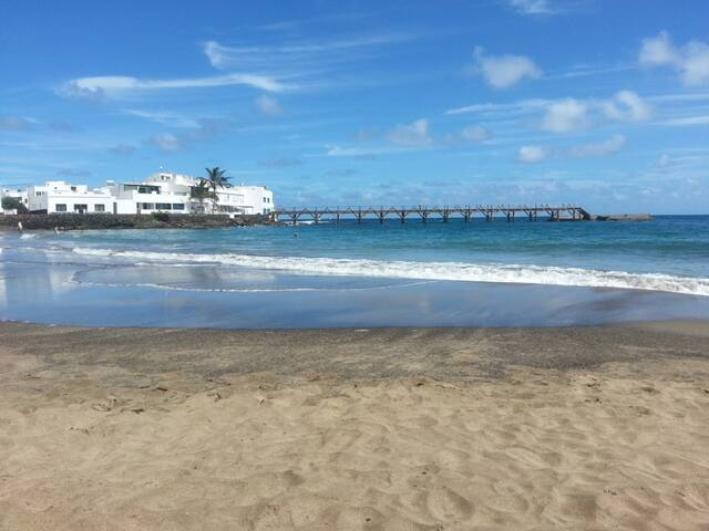 La casita de la playa. - Haría - Talo