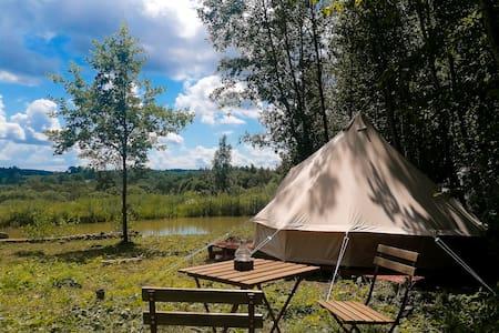 Bohostay Glamping Morroco. tent