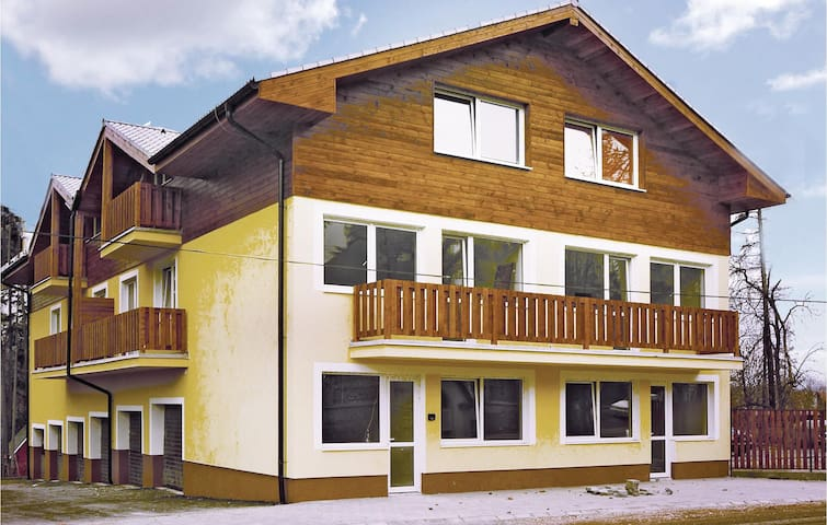 Holiday apartment with 1 room on 46m² in Velký Slavkov