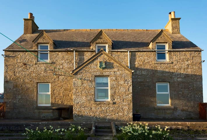 Dunnet Bay Holiday Home ACAIRSEID