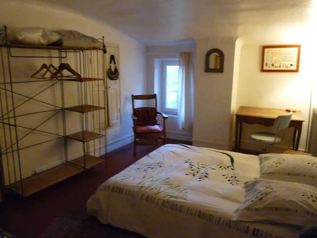 Chambre cosy & SDB privée en Provence Côte d'Azur