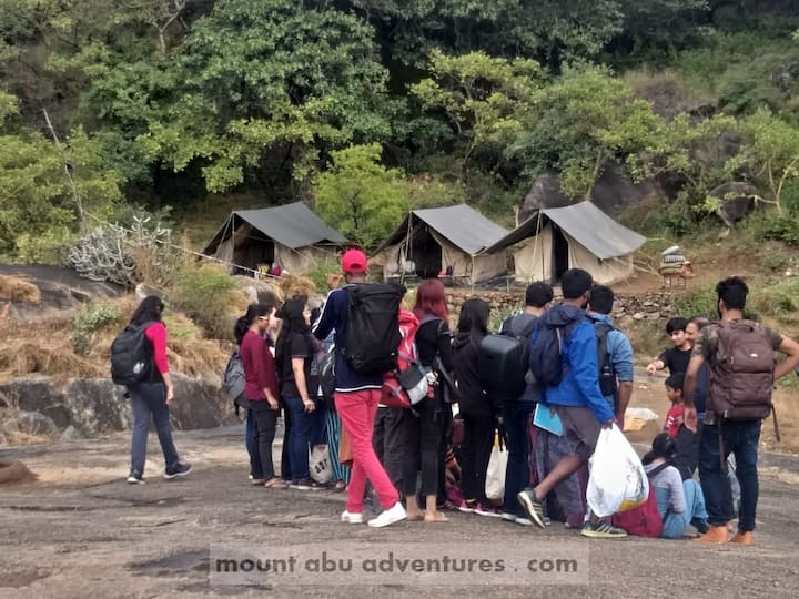 Mount Abu Adventures - 1  (3 , 5 , 6 person tents)