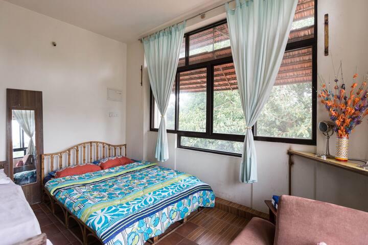 Five Seasons | Eco Retreat | Terrace Top Nest