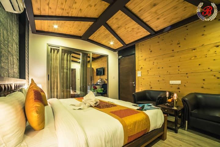 Family Luxury bunker at Bhavya Resort